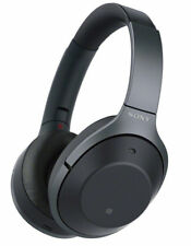 Sony WH-1000XM2 Wireless Noise Cancelling Headphones Black WH-1000XM2