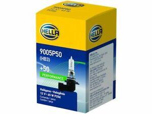 For 2002-2009 GMC Envoy Headlight Bulb High Beam Hella 57265NM 2003 2004 2005