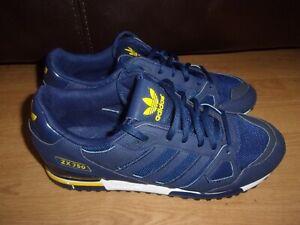 Adidas Originals ZX 750 Navy Blue mens trainers size 8.5