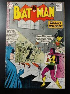⭐️ BATMAN #137 (1960 DC Comics) GD Book