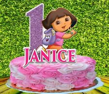 Dora the Explorer Cake Topper