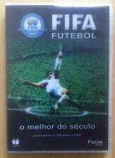 2002 FIFA FUTEBOL O MELHOR DO SECULO DVD, THE BEAUTIFUL CENTURY, ORLANDO DUARTE