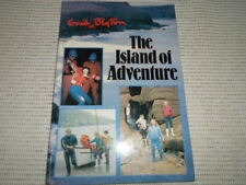The Island of Adventure by Enid Blyton. Colour Illustrated Edition 1982.
