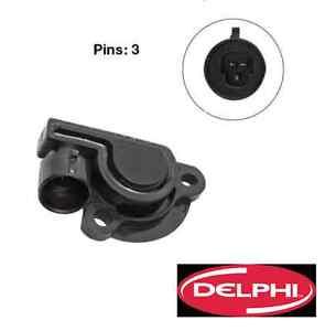 *GENUINE DELPHI* Throttle Position Sensor Holden Commodore VT VU VX VY V6 3.8L