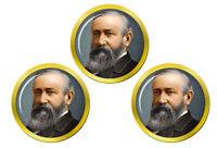 President Benjamin Harrison Marqueurs de Balles de Golf
