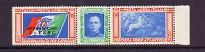 ITALY 1933 BALBO TRIO MNH - SEE DESCRIPTION CAT £180