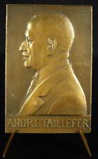 Médaille André Taillefer Charles Samuel 1931 Protection propriété industrielle