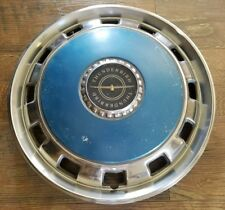 "☆1970 70 1971 71 Ford Thunderbird T Bird Hubcap Wheel Cover Hub Cap 15"" 690"