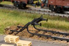 Auhagen 11464 Prellbock  geschwungen 2 Stück Bausatz HO NEU