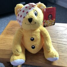 More details for special edition pudsey bear wake up to worgan ( terry worgan ) children in need