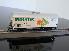 """Märklin 48150 Kühlwagen """"Migros"""", Insider-Jahreswagen 2006,  neu"""