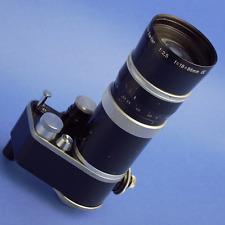 Kern-Paillard Vario-Switar 86 OE H16 RX Lens