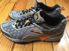 a38ee66cd2b94 NEW Brooks Cascadia Men s Running Shoes - Gray Orange - 8