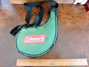 COLEMAN 32 OZ BODA BAG WATER FLASK WITH STRAP CLEAN