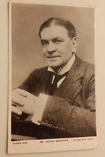 Pre - WW1 RP Theatre Postcard: ACTOR - ARTHUR BOURCHIER ( No.1599)
