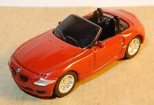 MICRO METAL TYPE SCHUCO HO 1/87 BMW Z4 V10 550 CV 300 KM/H 0 TO 100 KM/H IN 3.9S