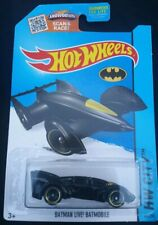 2015 Hot Wheels HW City Series # 65 Batman Live Batmobile NIP