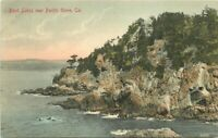 C-1910 Point Lobos Pacific Grove California Monterey Postcard Rieder 4705