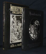 MONSTROUS COLLECTION & FRANKENSTEIN WRIGHTSON NILES HARDCOVER OOP NEW FREE SHIP