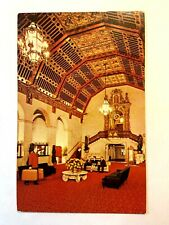 "Vintage 1965 ""The BILTMORE HOTEL"" Los Angeles California MIRRO-KROME PC 525"