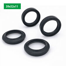 4pcs Front Fork Oil Seal Seals Dust Seal  For Harley Honda Uvniversal 56-125