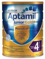 Aptamil-Gold + 4 Junior Nutritional Supplement 900g