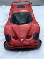 Ferrari F 50 car  - Tyco Rc Ferrari F 50 vintage 1997 with remote.