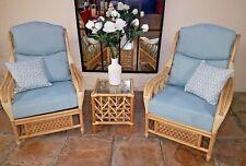 Daro Cane Oakham wicker Rattan Conservatory Furniture Armchairs