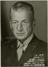 Orig. Photo, US Generalmajor R. McC. Tompkins, 1968