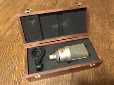 NEUMANN TLM-103 NI TLM103 CONDENSER MICROPHONE Made In Germany