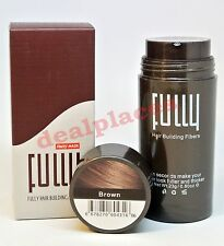 FULLY HAIR Building Fibers BROWN 23 g Hair Loss Concealer GET RID OF BALD SPOTS