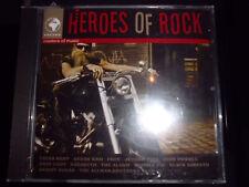HEROES OF ROCK Uriah Heep, Black Sabbath, Thin Lizzy, Nazareth, ua CD 16 Tracks!