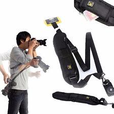 Adjustable Single Shoulder Sling Belt Strap for Camera SLR/DSLR Canon Nikon Sony