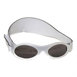 Kids Kidz Banz Adventure Sunglasses 2-5 Years - Silver