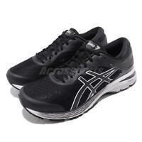 Asics Gel Kayano 25 4E Extra Wide Black Grey Men Running Shoes 1011A023-003