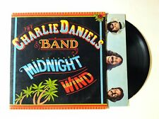 The Charlie Daniels Band Midnight Wind country rock 1977
