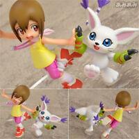 GEM Digimon Gatomon Yagami Hikari Tailmon Digital Adventure Figure Figurine NB