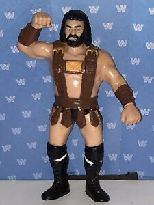 WWF LJN HERCULES - VERY NICE PAINT - WWF LJN FIGURES - VINTAGE TITAN SPORTS
