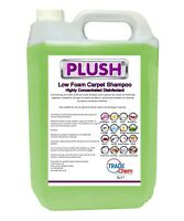 PLUSH CLEANING CARPET & UPHOLSTERY CLEANER SHAMPOO - 5L FLORAL