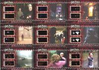 Harry Potter and the Prisoner of Azkaban Update Cinema Film Cel Chase Card Set