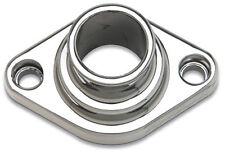Edelbrock 4816 alluminio lucido dritto ACQUA collo CHEVROLET V8 & 4.3L V6