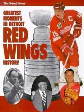 Greatest Moments in Detroit Red Wing History (Fan Series of Sports Books)
