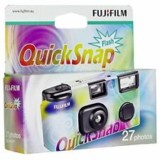 Fujifilm Quicksnap VV EC Disposable Camera with Flash #2165
