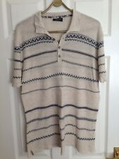 Zara Man Button Up XL T Shirt