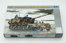 Trumpeter 1/35 00354 German Panzerjager 39(H) w/PAK 40