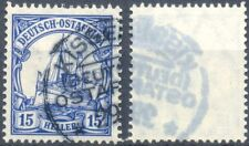 Deutsche Kolonien DOA Ostafrika, Mi.Nr. 33 gestempelt Kissenji, selten!!!!