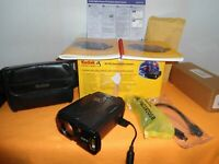Vintage Kodak DC120 Zoom, with many accessories, memory card, in original box!