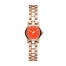 Marc by Marc Jacobs Henry Dinky Quartz Analog Red Dial Women's Watch MBM3311