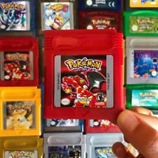 Pokemon red edition, Gameboy color, Pokemon Rojo Gameboy Color, Gamer, Pokemon