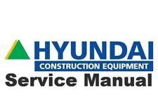 Hyundai Wheel Loader HL730-9 Service Repair Shop Manual